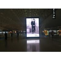 Quality High Resolution P4 Indoor Advertising Led Display Full Color For Business for sale