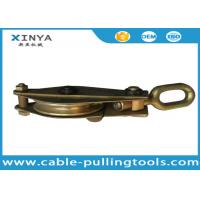 5T Single Sheave Steel Electric Rope Pulley Block For Lifting,Hoisting Manufactures