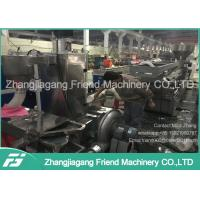 Power Saving PET Plastic Recycling Line Pvc Recycling Plant 100-500kg/H Capacity Manufactures