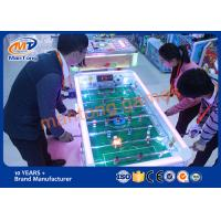 2 / 4 People Arcade Game Machines Table Football Game For Office Manufactures