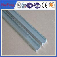 2015 Hot-selling Flat aluminium floor lighting profile for flex led strip made in China Manufactures