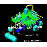 DIR Motor Oil Distillation Refinery Equipment