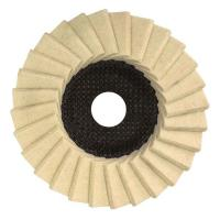China Abrasives Flap Disc Grinding Wheel Resin Fiber Sanding Discs Flap Disc For Grinding Metal Size 100 X 16 MM on sale