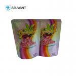 Custom Printed Food Packaging Bags Zip Lock Aluminum Foil Laminated With Logo Manufactures