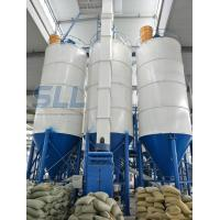 400T Steel Bolted Cement Storage Silo Electrical Power Derive For Cement Or Powder Manufactures