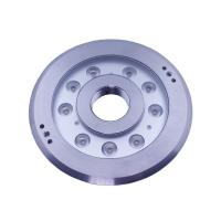 Outdoor IP 68 Waterproof LED Underwater Light 200mm SS 316 Fountain Light Manufactures