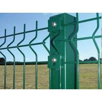 4.5 mm Wire Mesh Fence Security Welded Metal Mesh Fence Panel PVC Coated Galvanized Manufactures