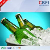 Refrigeration Equipment Edible Crystal Ice Tube Machine 304 Stainless Steel For Drink Manufactures