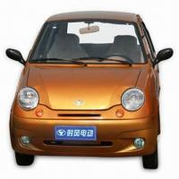 China Full Steel Body Electric Car with 50kph Maximum Speed on sale