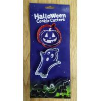 FBTZ102801 Set of 3 Halloween PP spray painting cookie cutters Manufactures