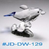 Crystal Crafts Dolphin Animal Figures (JD-DW-129) Manufactures