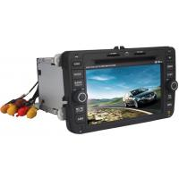 Android 4.0/4.20 Vehicle DVD Players Car Stereo Navi For Wolkswagen / Magotan Manufactures