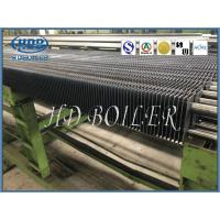 Double H Boiler Fin Tube Heat Exchanger Parts For Utility / Powe Station Plant Manufactures