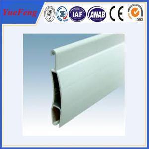 Aluminum Electric Roller Shutter Rolling Shutter Door Profile Manufactures