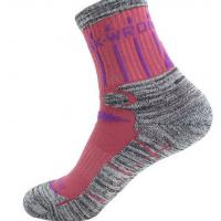 Padded Compression Running Socks