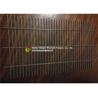4' X 8' Construction Welded Wire Mesh Hole 50 X 100mm Corrosion Resistance for sale