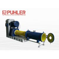 Frequency control Horizontal Bead Mill For Calcium Carbonate / Technical Ceramics Manufactures