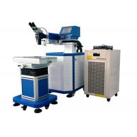 China Servo Motors Laser Welding Machine / Laser Soldering Machine CCD Monitor Three Phase on sale