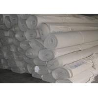 China Ultraviolet Resistance Needle Punched Geotextile Fabric Filtration For Railway Work on sale
