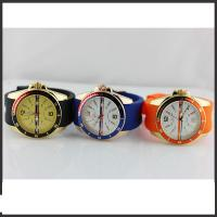 Colorful Ladies Silicone Watch Waterproof Silicone Watches Custom Logo Available