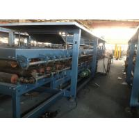 China EPS and Rockwool Sandwch Panel Production Line Chain Driven System on sale