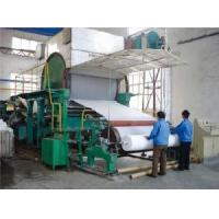 China Waste Paper Machines on sale