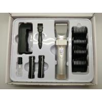 Buy cheap MGX1006Electric Hair Clipper Haircut Hair Removal Barber Clippers from wholesalers