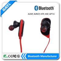 China BATL BH-M62 private mould sport headset with built in microphone on sale