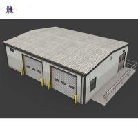 Buy cheap Q235 345 light prefab steel structure two story building warehouse from wholesalers