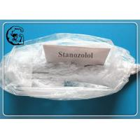 Pure 99% Oral Stanozolol Raw Steroid Powders Winstrol CAS 10418-03-8 Manufactures