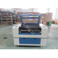 MDF / plywood / acrylic co2 laser cutting machine with Beijing reci laser tube Manufactures