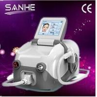 Portable home use 808nm diode laser hair remover machine for face and body Manufactures