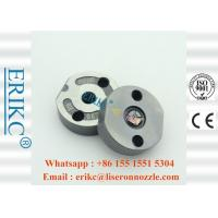 China ERIKC 501# denso heavy truck control valve plate 095000-0231 common rail injector valve orifice on sale