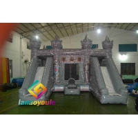 China Children 0.9mm Inflatable Jumping Castle For Event Party on sale