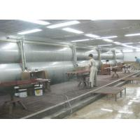 China Wet Type Economic Wood Finishing Spray Booths Eco Friendly 2330X2000X2300 mm ID on sale