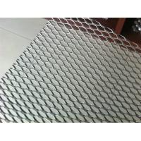 0.1mm Diamond Hole expandable metal mesh For Indoor Decoration / Protective for sale