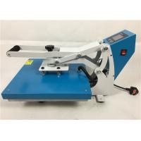 Heavy Duty Thermal Heat Press Machine 15*15 Inch High Durability Easy Operation Manufactures