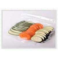 Commercial Grade Food Vacuum Bags Durable Material For Foodsaver / Sous Vide Manufactures