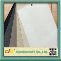 China Modern Luxury Home Textile Fabric Curtain Vertical Roller Shade on sale