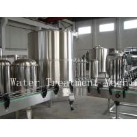 Ultra Violet Rays Water Treatment Machine Durable For Mineral / Pure Water Manufactures