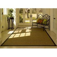 New Design Eco-Friendly 100% Sisal Rug For Indoor And Outdoor Manufactures