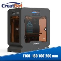 Quality Nylon / Flexible Carbon Fiber 3D Printer Desktop Type 200 Mm/S Max Speed for sale