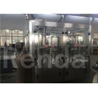 China Purified Water Liquid Water Bottle Filling Machine For Water Filling Line 330 - 2000 ml on sale