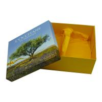 China Single Wall Cosmetic Packaging Boxes Single Wall Custom Printed Corrugated Material on sale