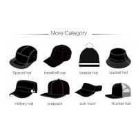Own Brand Personalised Puff Embroidery Eco Friendly Baseball Caps with Eagle