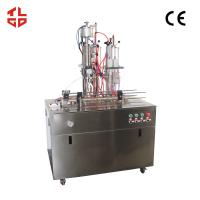 Hair Spray Mousse Aerosol Spray Paint Filling Machine 0.65-1.0mpa Working Pressure Manufactures