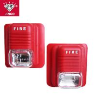 Conventional fire alarm 24V systems 2 wire strobe sounder,horn,hooter Manufactures