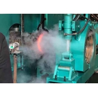 China Heavy Calibre Medium Frequency Heating Hydraulic Pipe Bending Machine on sale