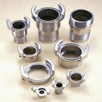 China Customized OEM Stainless Steel Quick Coupling / Coupler Made By Lost Wax Casting on sale
