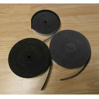 Black Rubber Self Adhesive Foam High Density For Thermal Insulation Manufactures